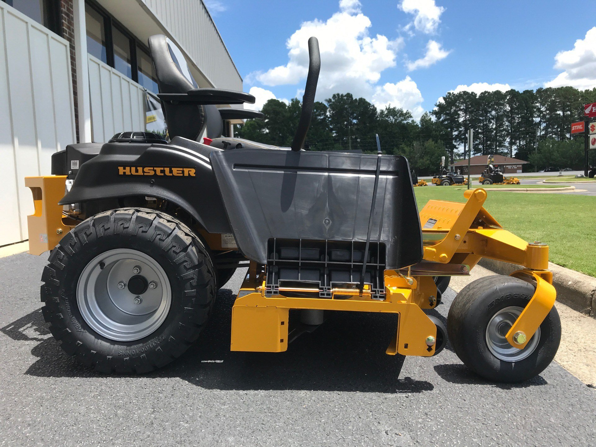 2020 Hustler Turf Equipment Raptor SDX 54 in. Kawasaki 23 hp in Greenville, North Carolina - Photo 5