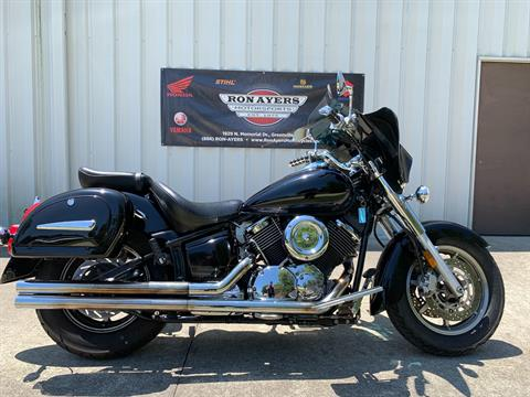 2005 Yamaha V Star® 1100 Silverado® in Greenville, North Carolina
