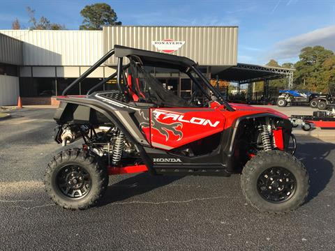 2021 Honda Talon 1000X in Greenville, North Carolina