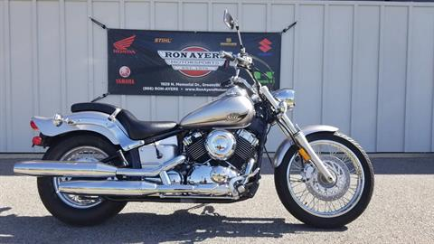 2014 Yamaha V Star 650 Custom in Greenville, North Carolina