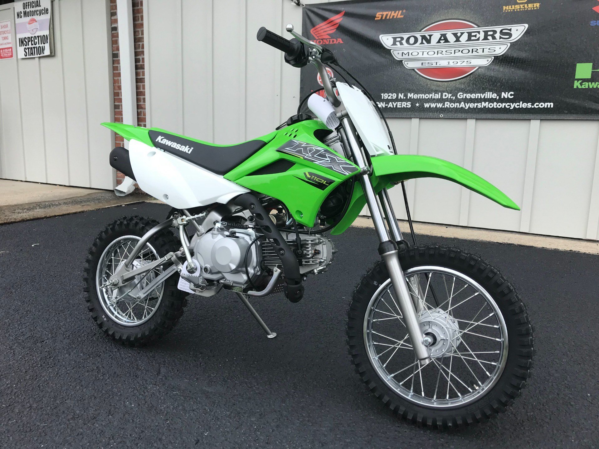 2019 Kawasaki KLX 110L in Greenville, North Carolina - Photo 2