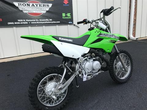 2019 Kawasaki KLX 110L in Greenville, North Carolina - Photo 10