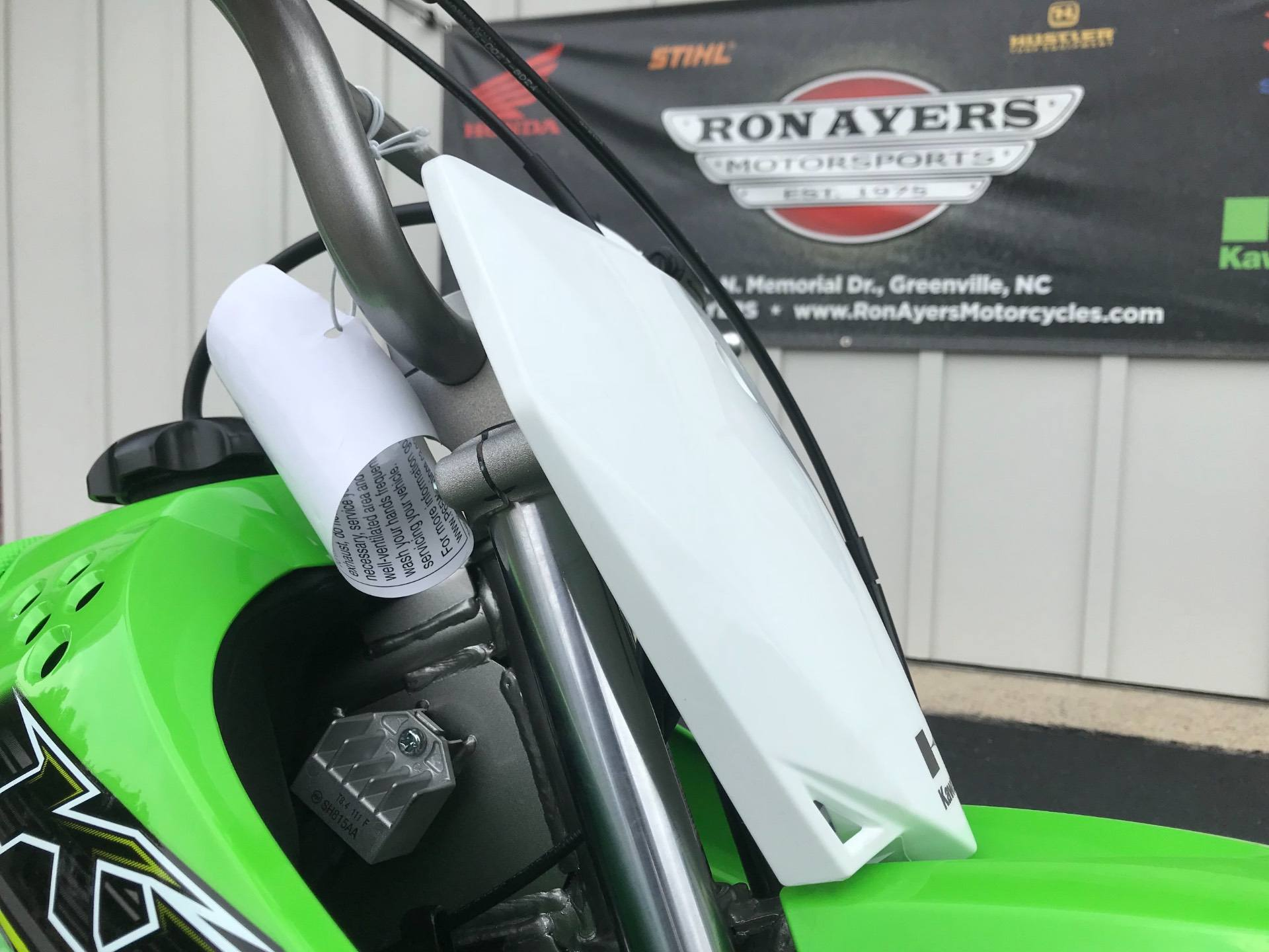 2019 Kawasaki KLX 110L in Greenville, North Carolina - Photo 11