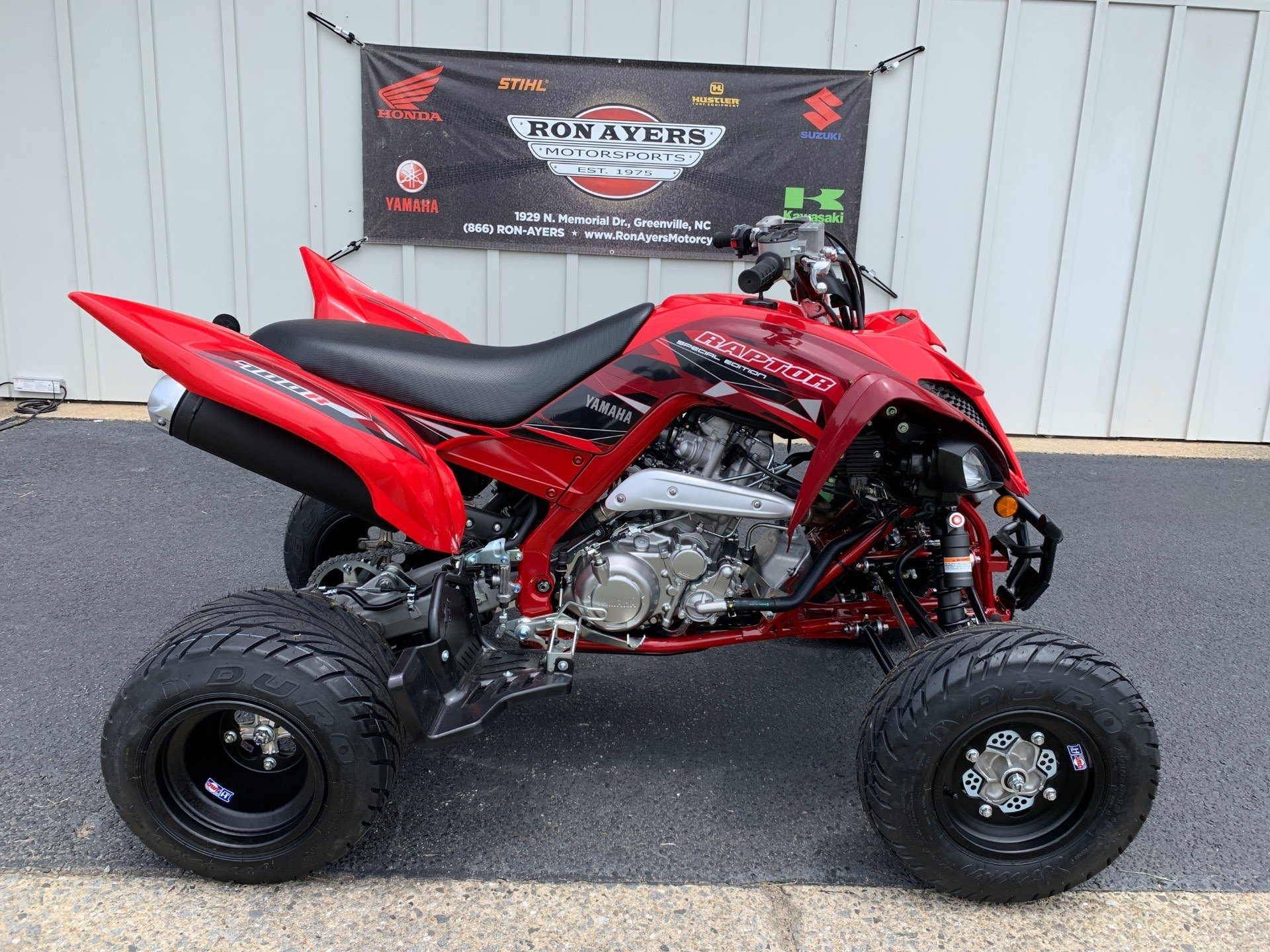 2019 Yamaha Raptor 700R SE in Greenville, North Carolina - Photo 1