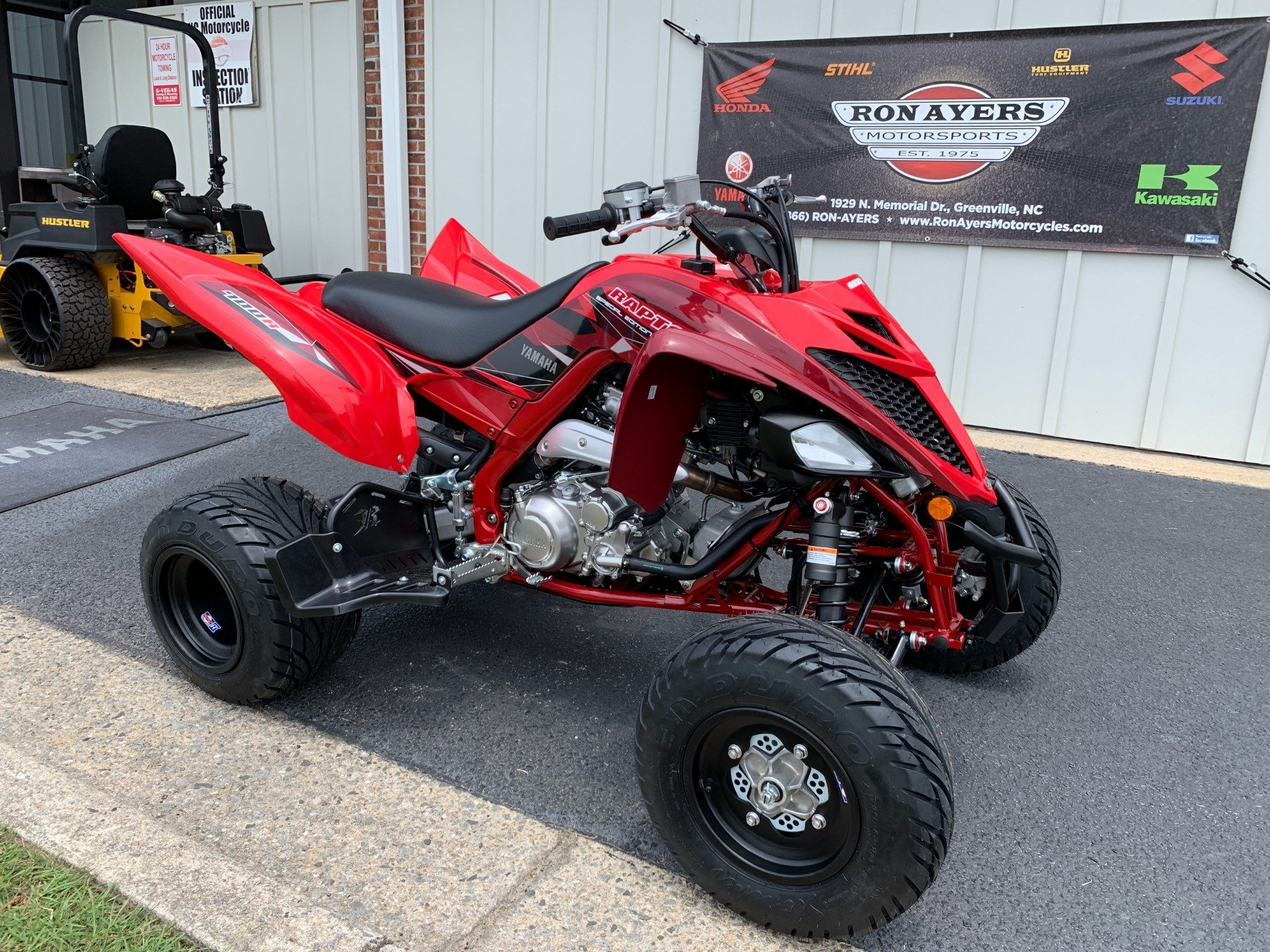 2019 Yamaha Raptor 700R SE in Greenville, North Carolina - Photo 2
