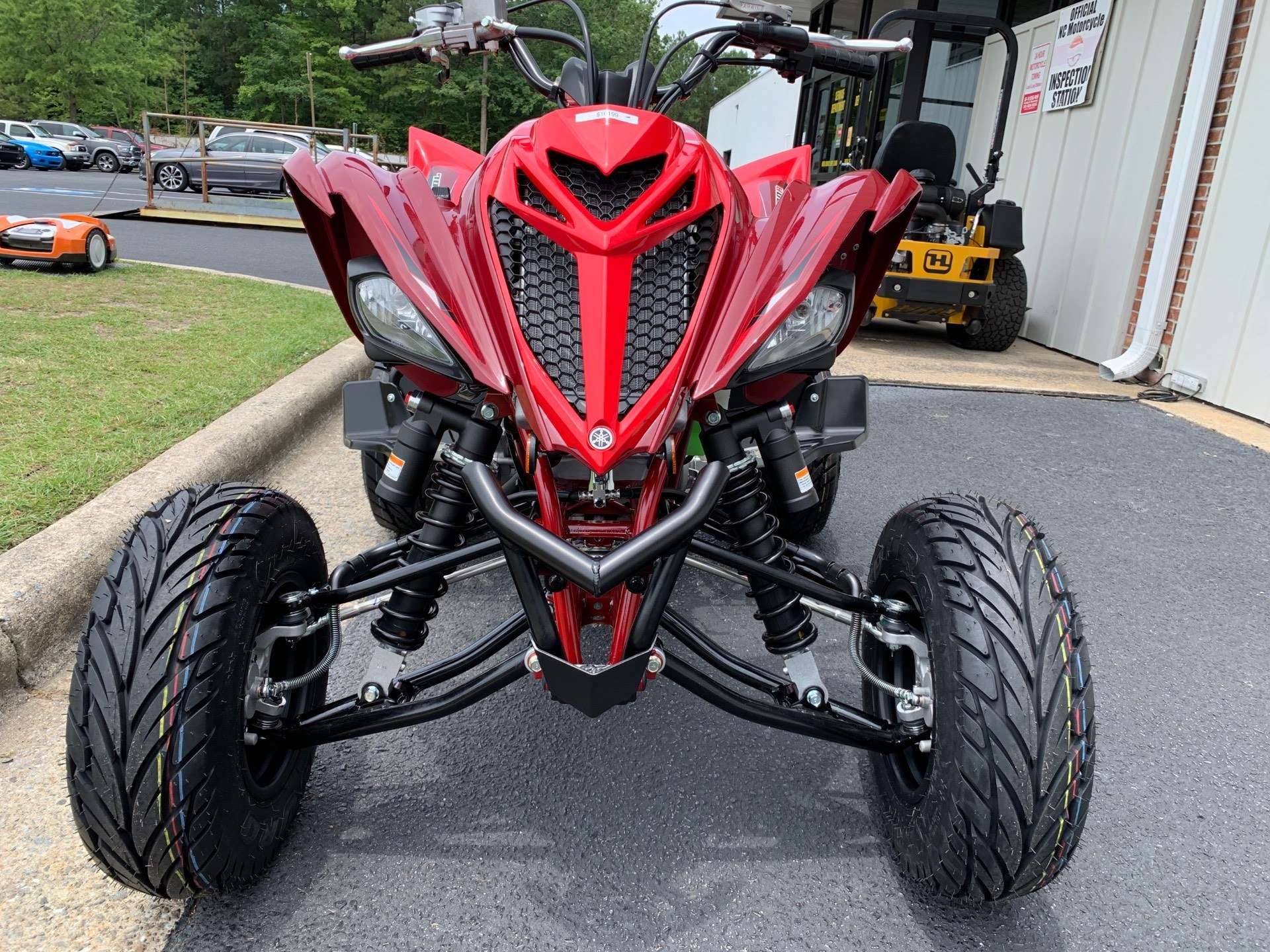 2019 Yamaha Raptor 700R SE in Greenville, North Carolina - Photo 4