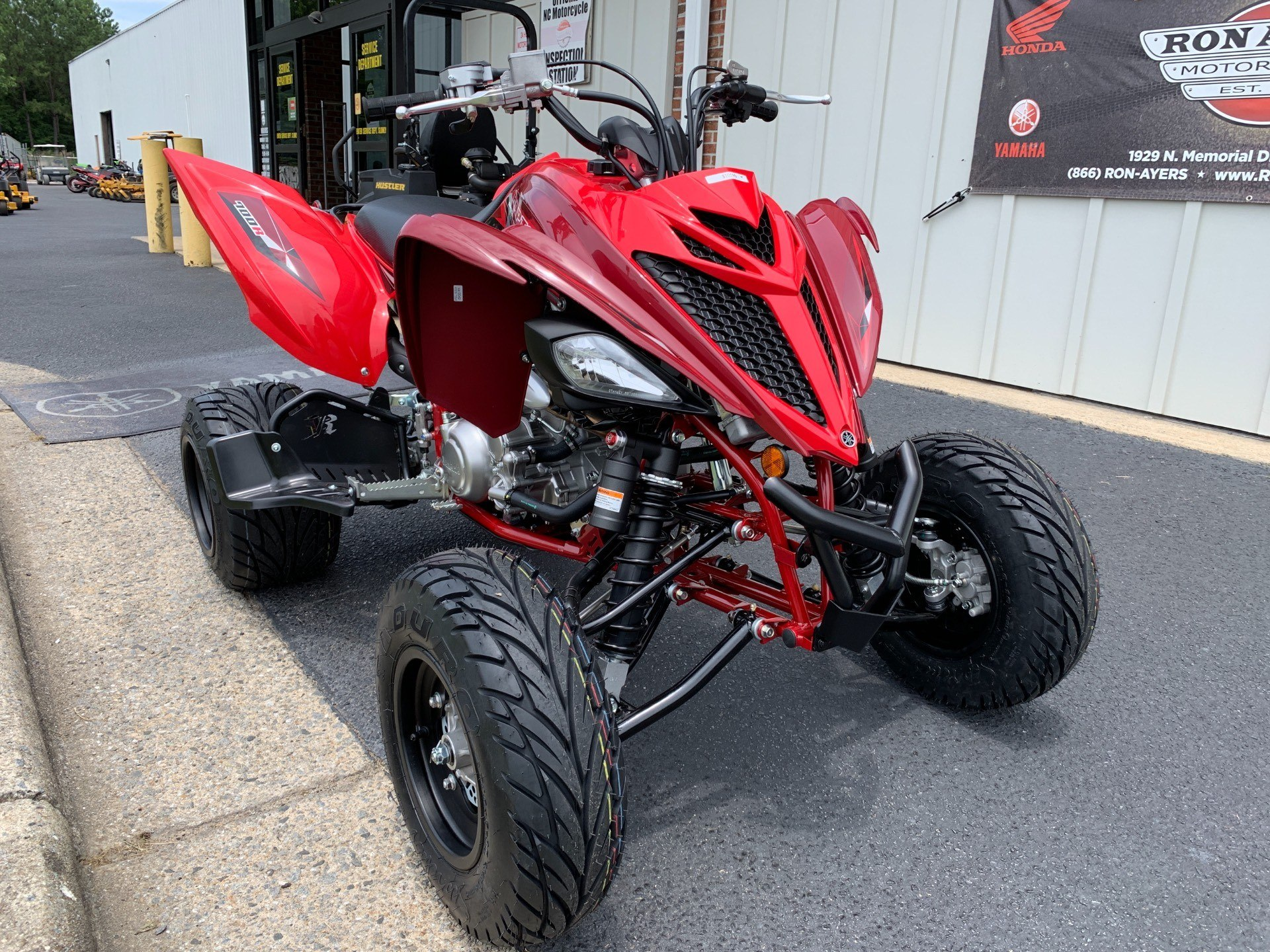 2019 Yamaha Raptor 700R SE in Greenville, North Carolina - Photo 3