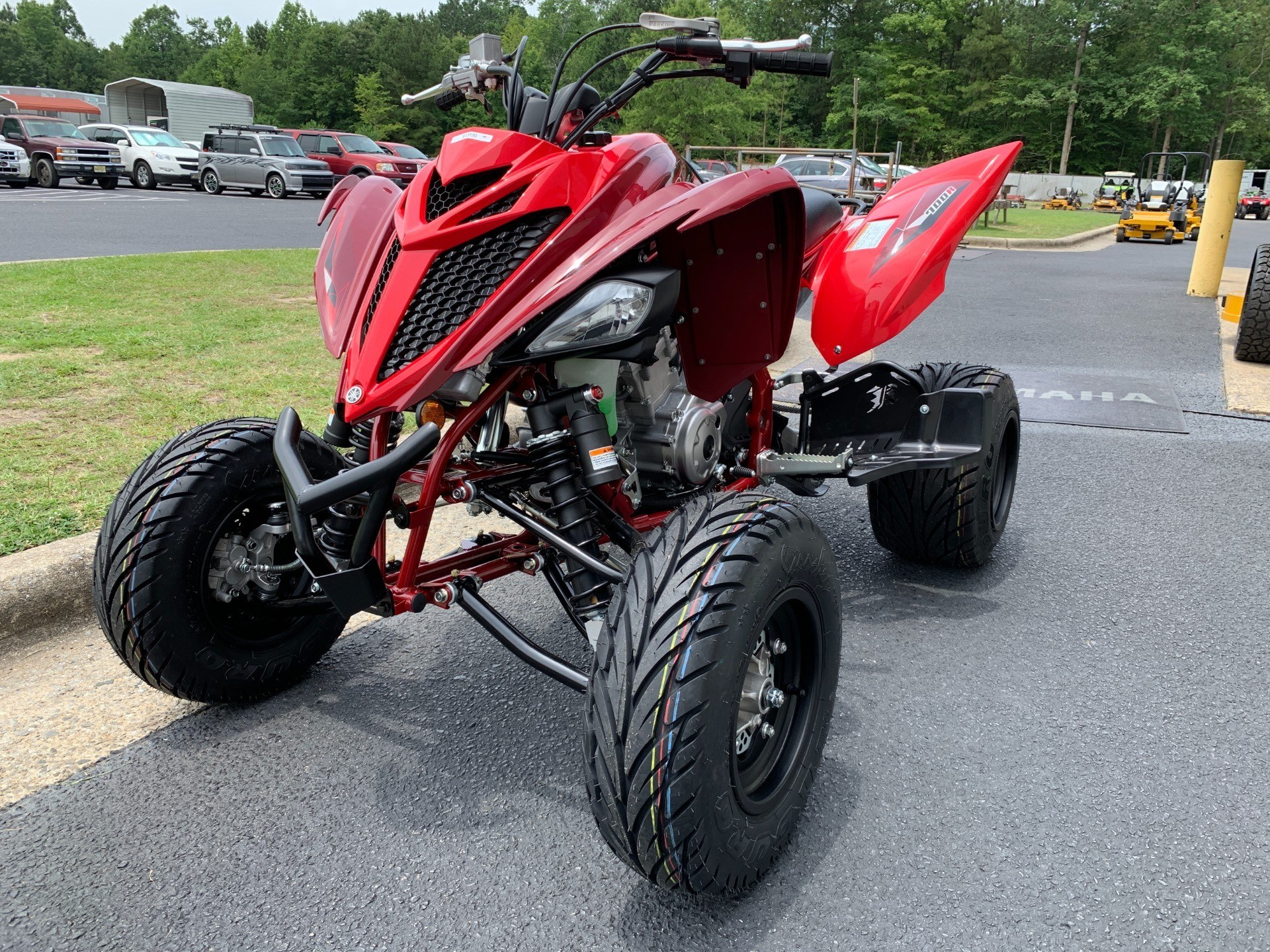 2019 Yamaha Raptor 700R SE in Greenville, North Carolina - Photo 5