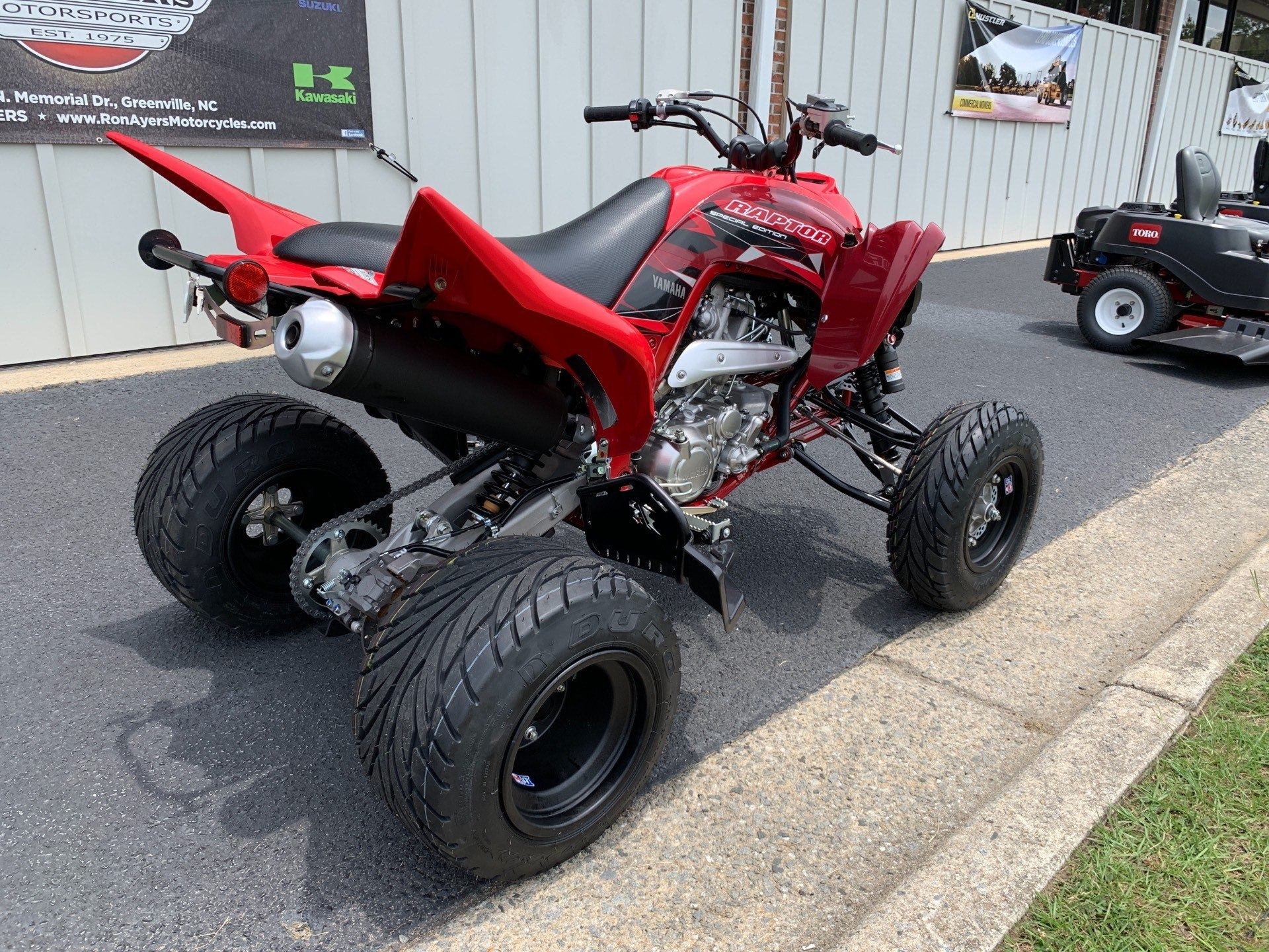 2019 Yamaha Raptor 700R SE in Greenville, North Carolina - Photo 10