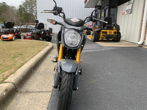 2020 Kawasaki Z125 Pro in Greenville, North Carolina - Photo 4