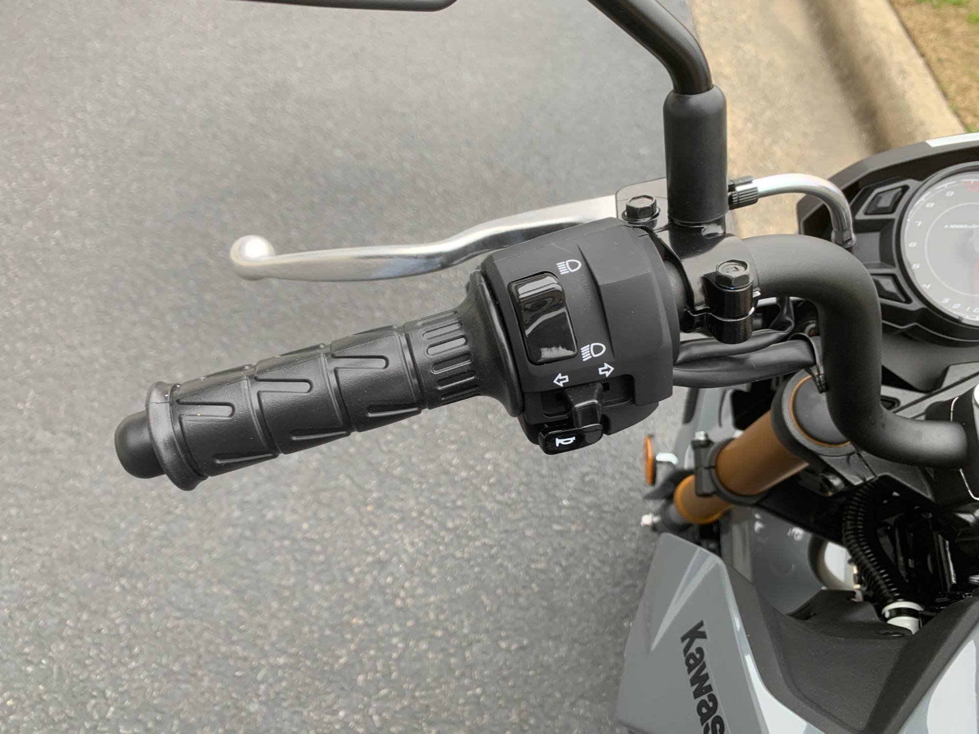 2020 Kawasaki Z125 Pro in Greenville, North Carolina - Photo 14