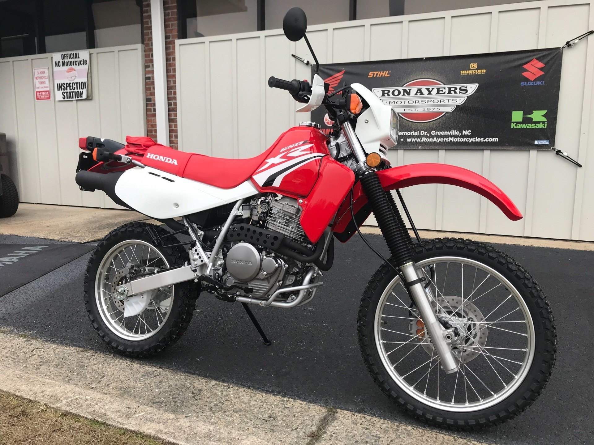 2019 Honda XR650L in Greenville, North Carolina - Photo 2