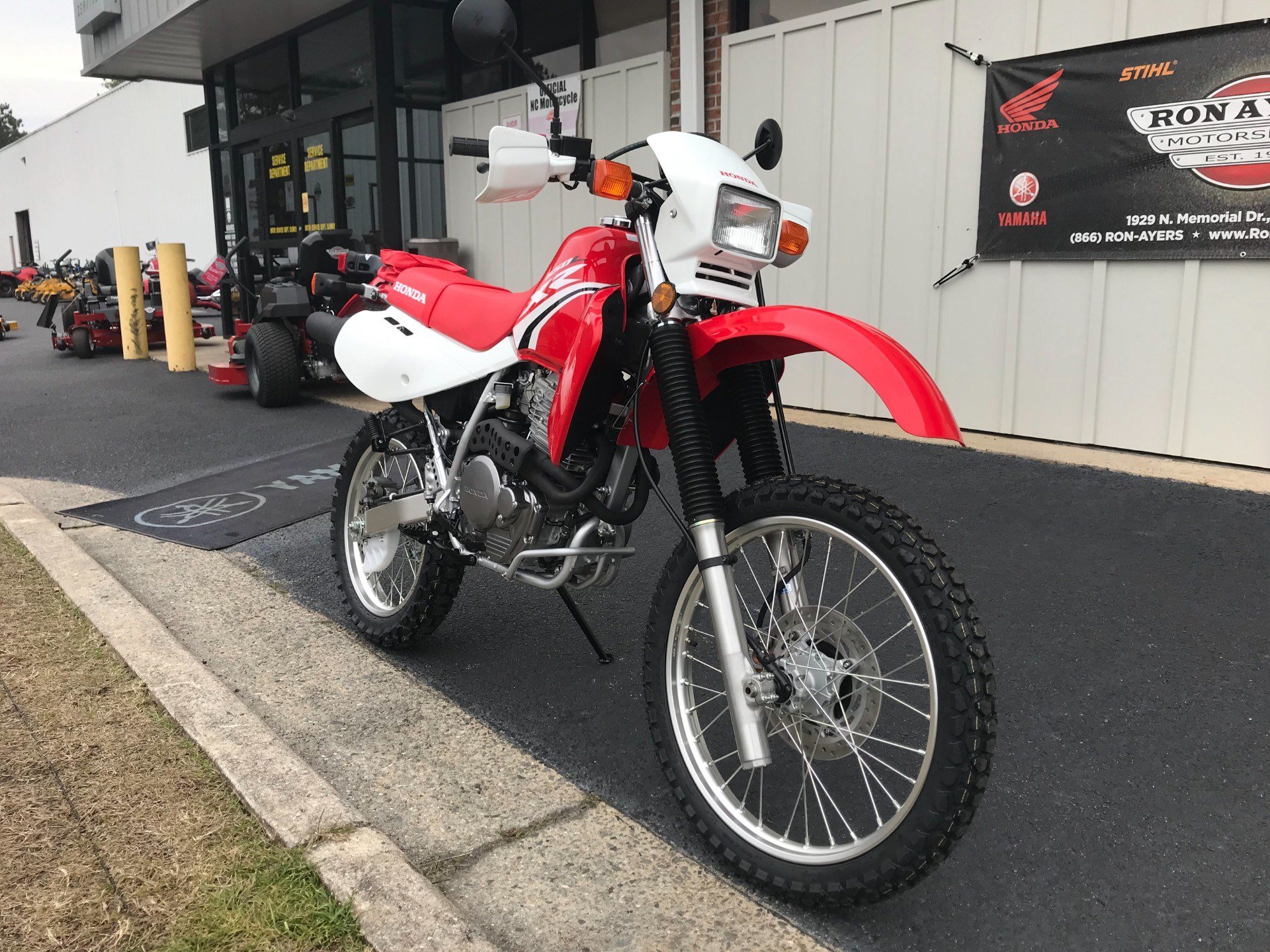 2019 Honda XR650L in Greenville, North Carolina - Photo 3