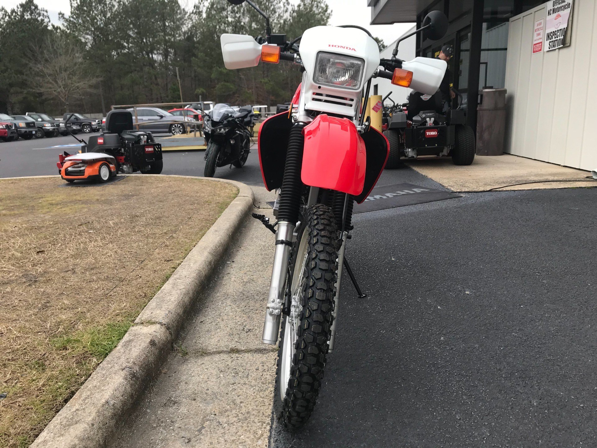 2019 Honda XR650L in Greenville, North Carolina - Photo 4