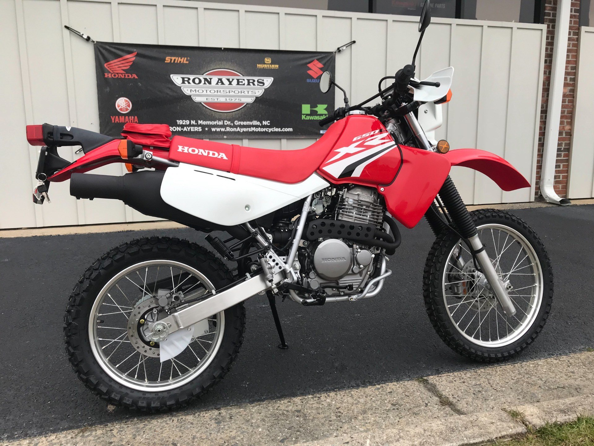 2019 Honda XR650L in Greenville, North Carolina - Photo 12