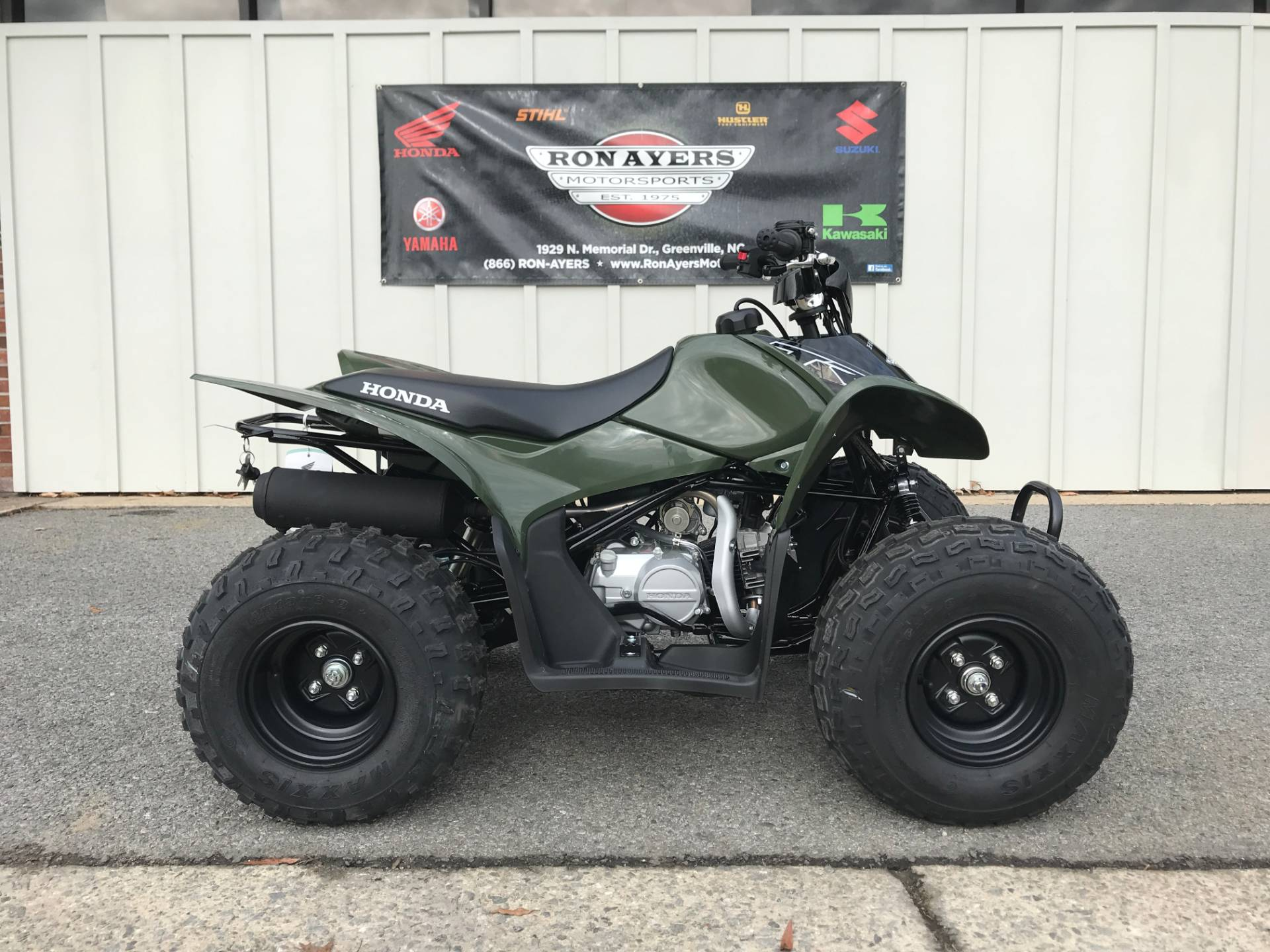 2019 Honda TRX90X in Greenville, North Carolina - Photo 1
