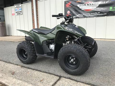 2019 Honda TRX90X in Greenville, North Carolina - Photo 2