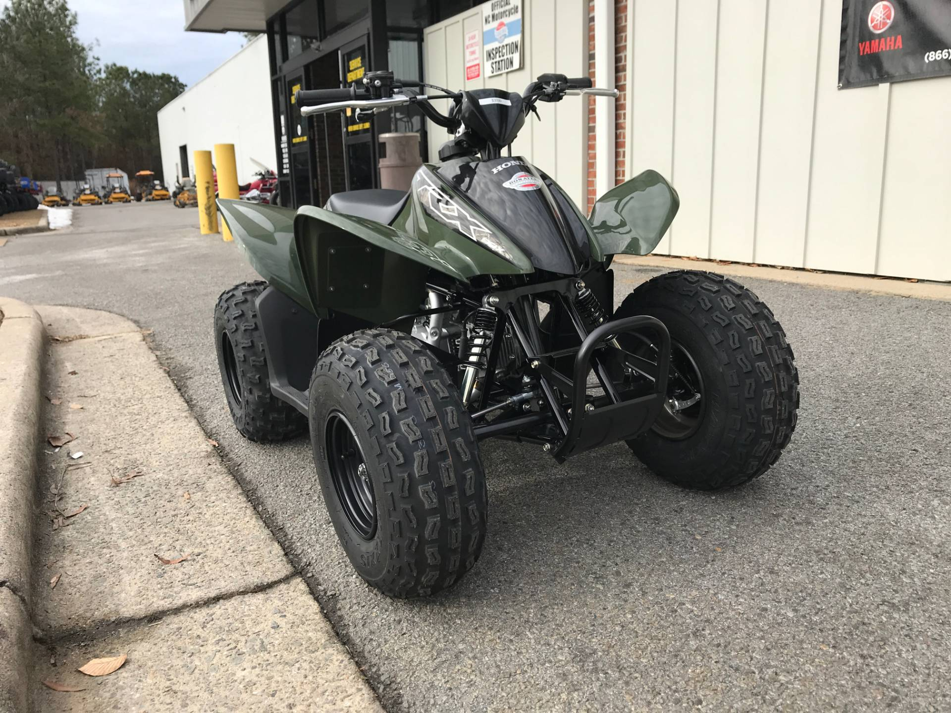 2019 Honda TRX90X in Greenville, North Carolina - Photo 3