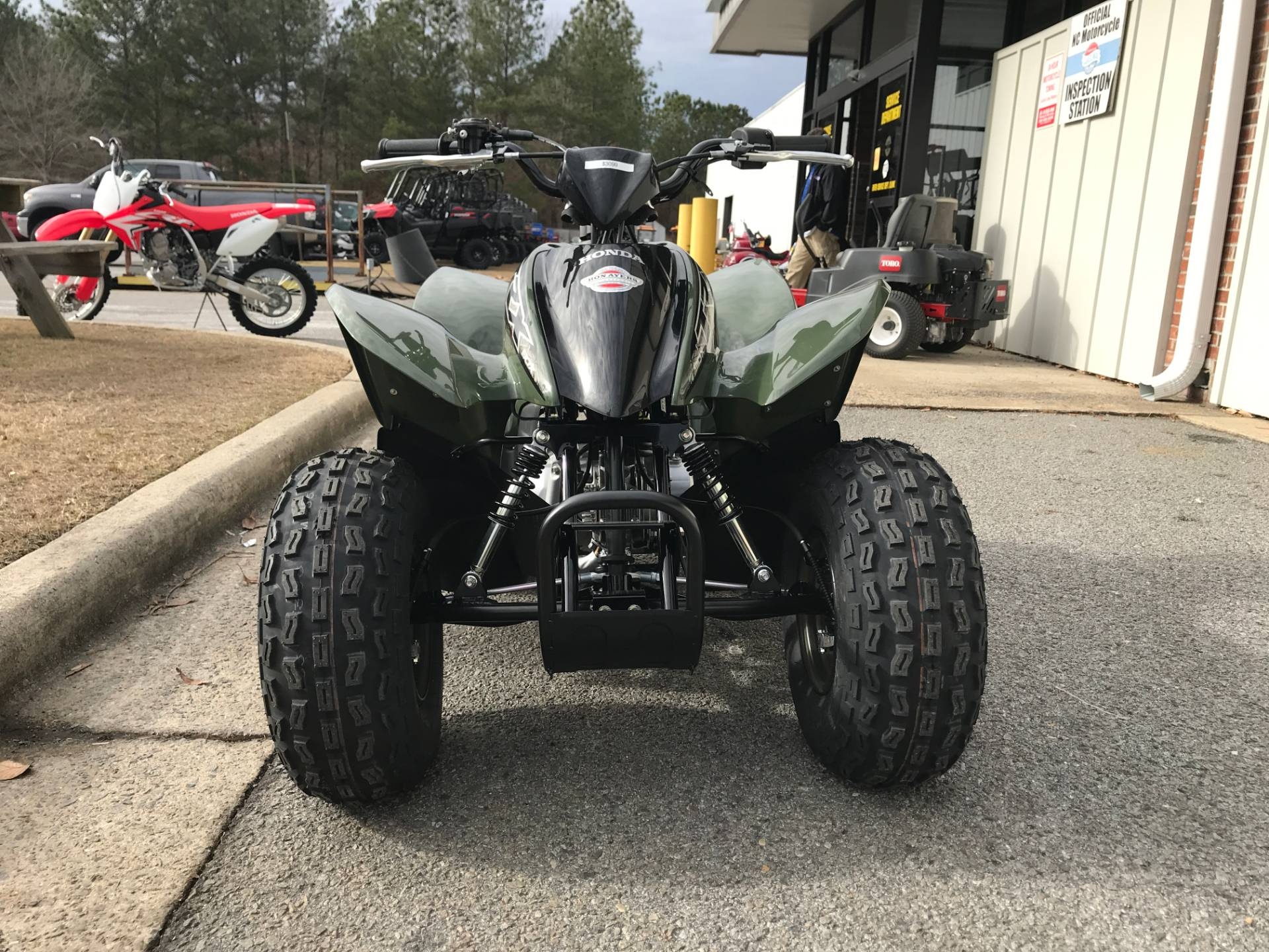 2019 Honda TRX90X in Greenville, North Carolina - Photo 4