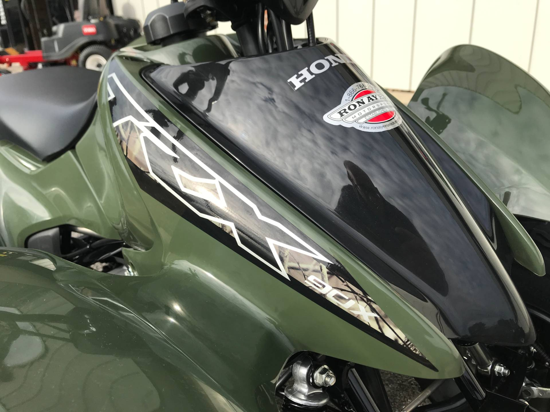 2019 Honda TRX90X in Greenville, North Carolina - Photo 12