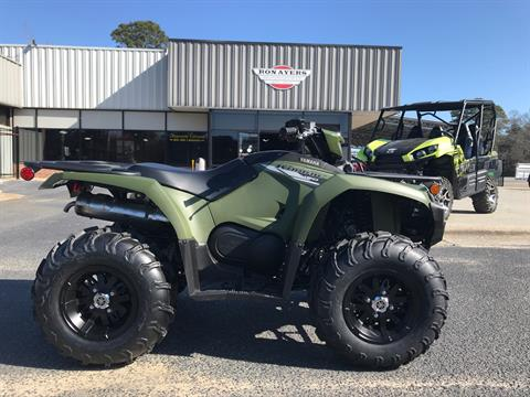 2021 Yamaha Kodiak 450 EPS in Greenville, North Carolina