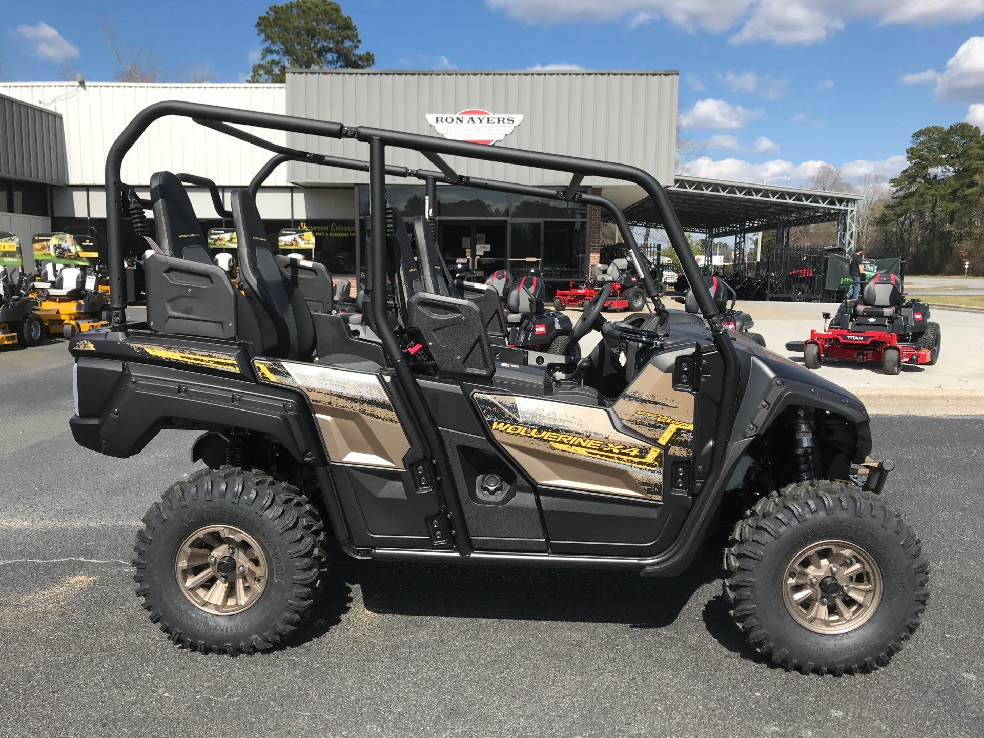 2020 Yamaha Wolverine X4 XT-R 850 in Greenville, North Carolina - Photo 1