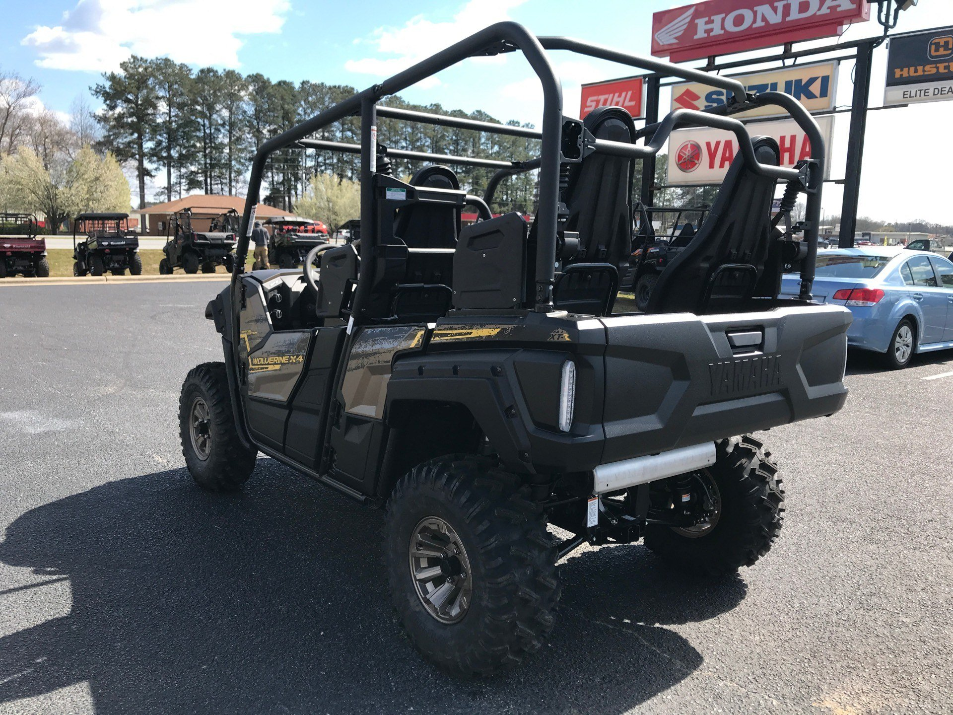 2020 Yamaha Wolverine X4 XT-R 850 in Greenville, North Carolina - Photo 9