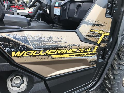 2020 Yamaha Wolverine X4 XT-R 850 in Greenville, North Carolina - Photo 14