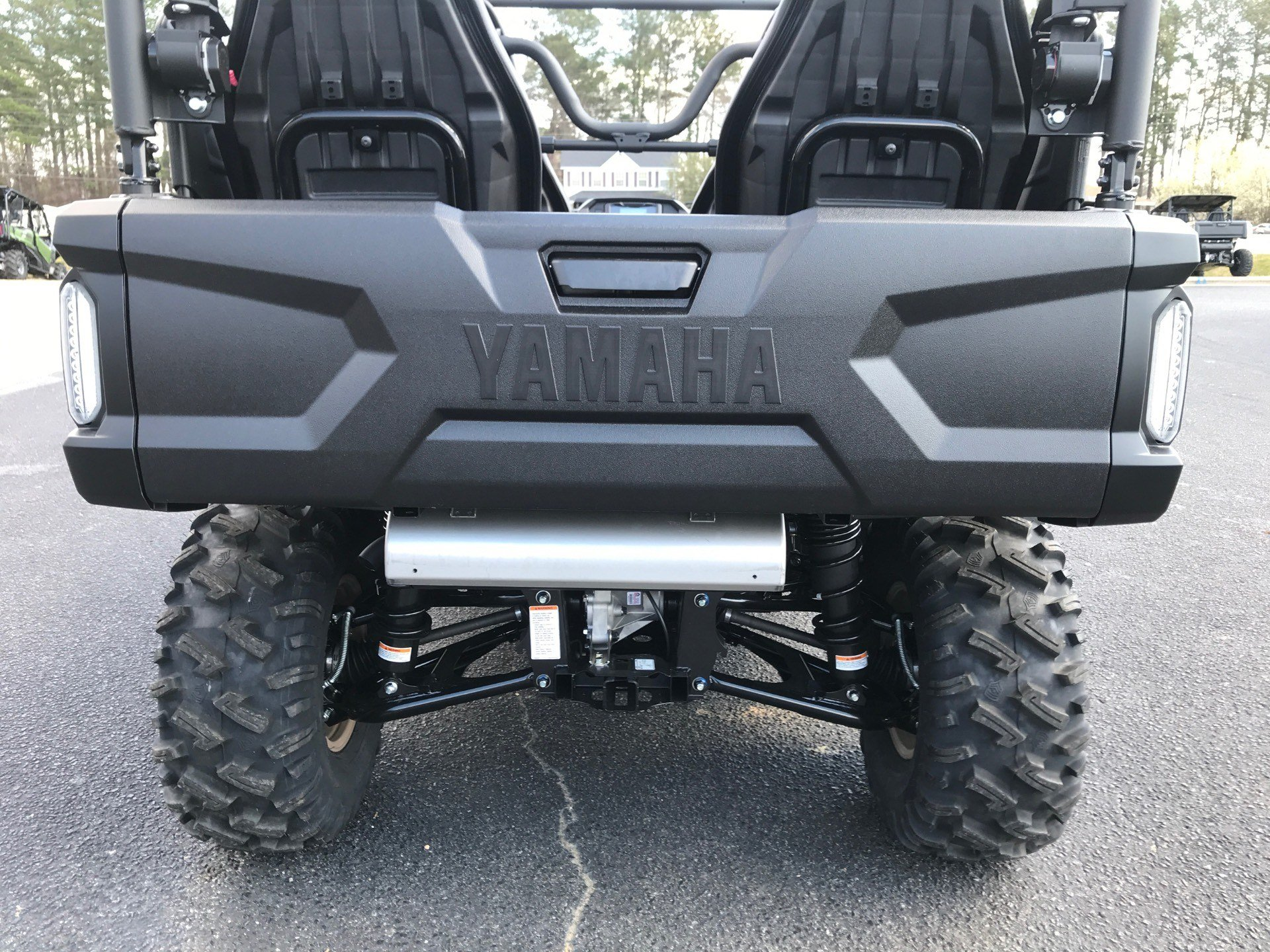 2020 Yamaha Wolverine X4 XT-R 850 in Greenville, North Carolina - Photo 17