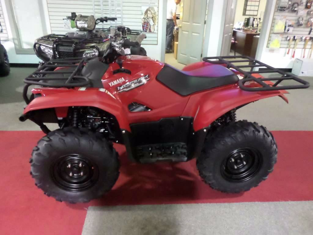 2017 Yamaha Kodiak 700 in Greenville, North Carolina