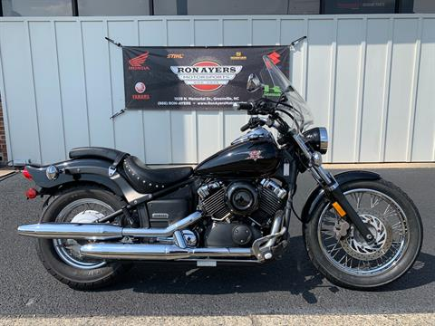 2005 Yamaha V Star® Classic in Greenville, North Carolina