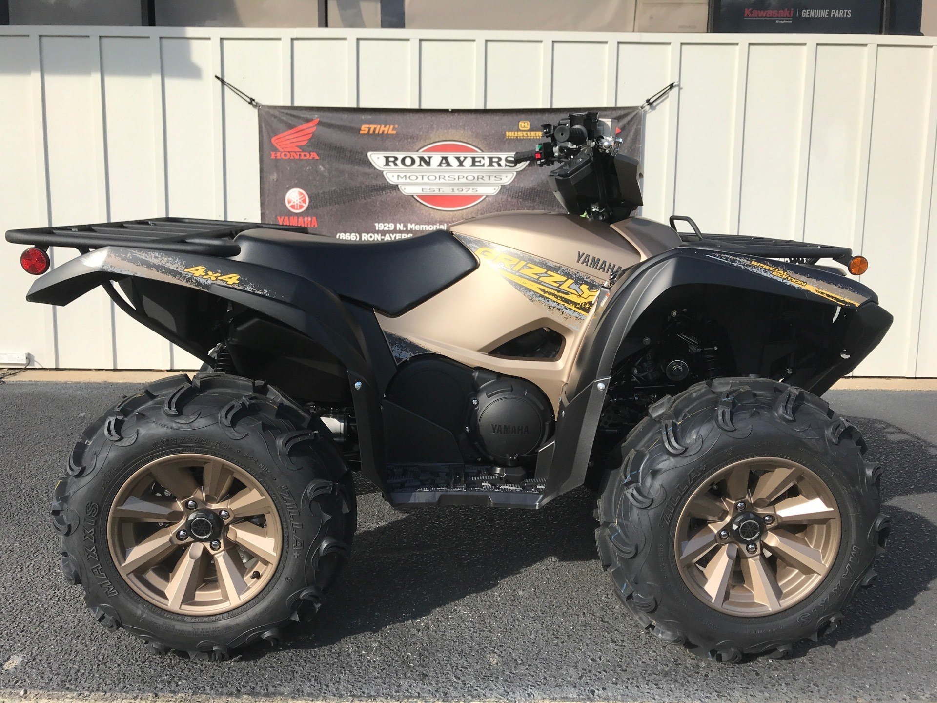 2020 Yamaha Grizzly EPS XT-R in Greenville, North Carolina - Photo 1