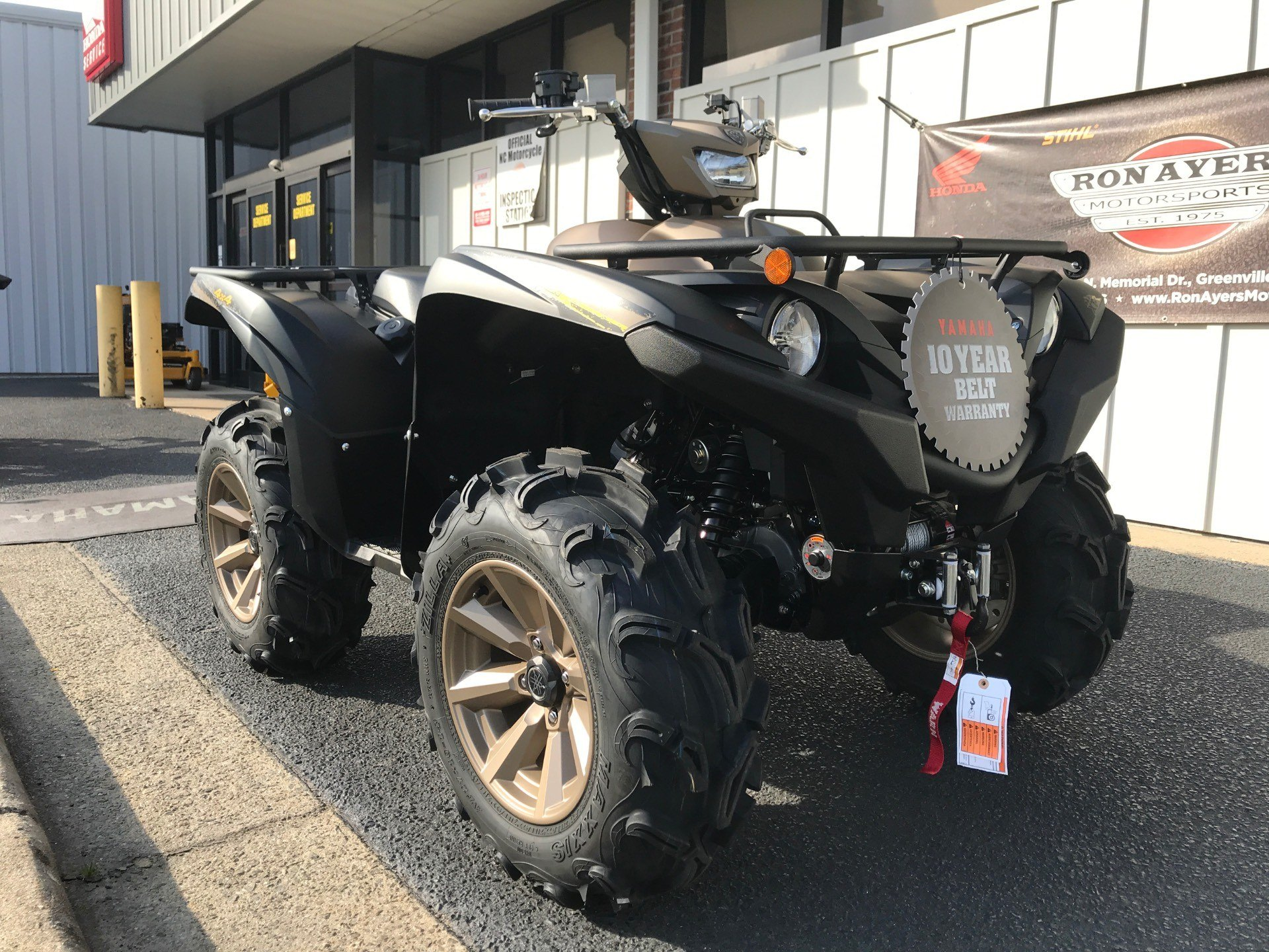 2020 Yamaha Grizzly EPS XT-R in Greenville, North Carolina - Photo 3