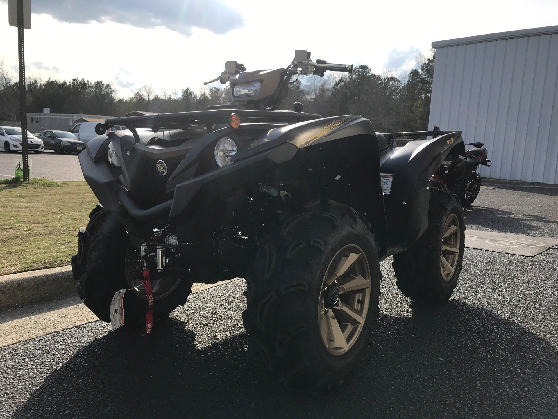 2020 Yamaha Grizzly EPS XT-R in Greenville, North Carolina - Photo 5