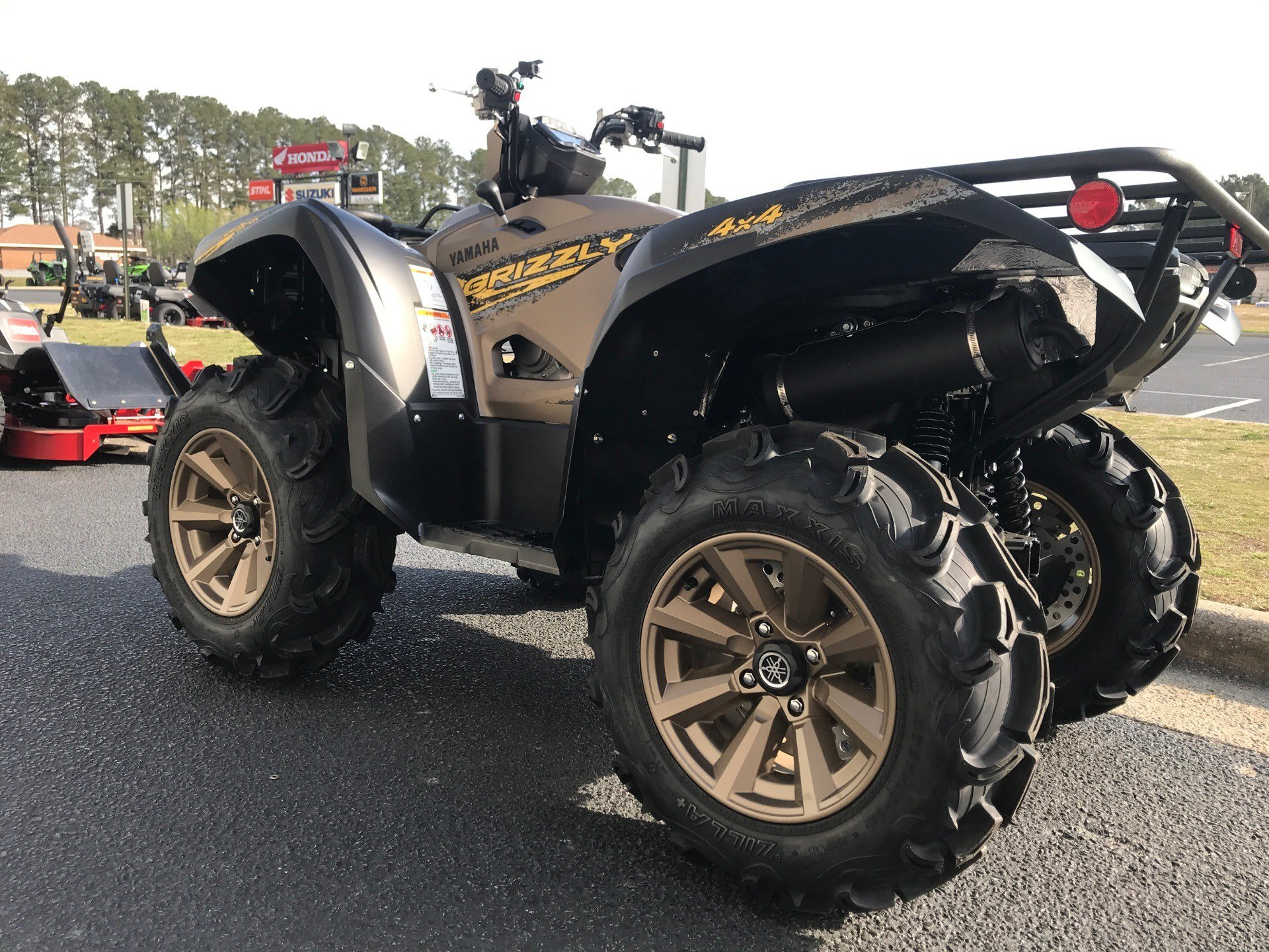 2020 Yamaha Grizzly EPS XT-R in Greenville, North Carolina - Photo 7