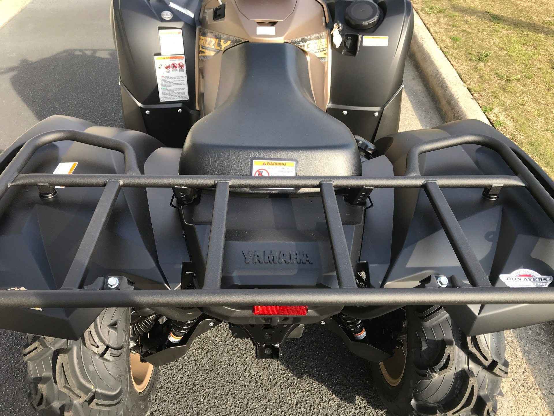 2020 Yamaha Grizzly EPS XT-R in Greenville, North Carolina - Photo 15