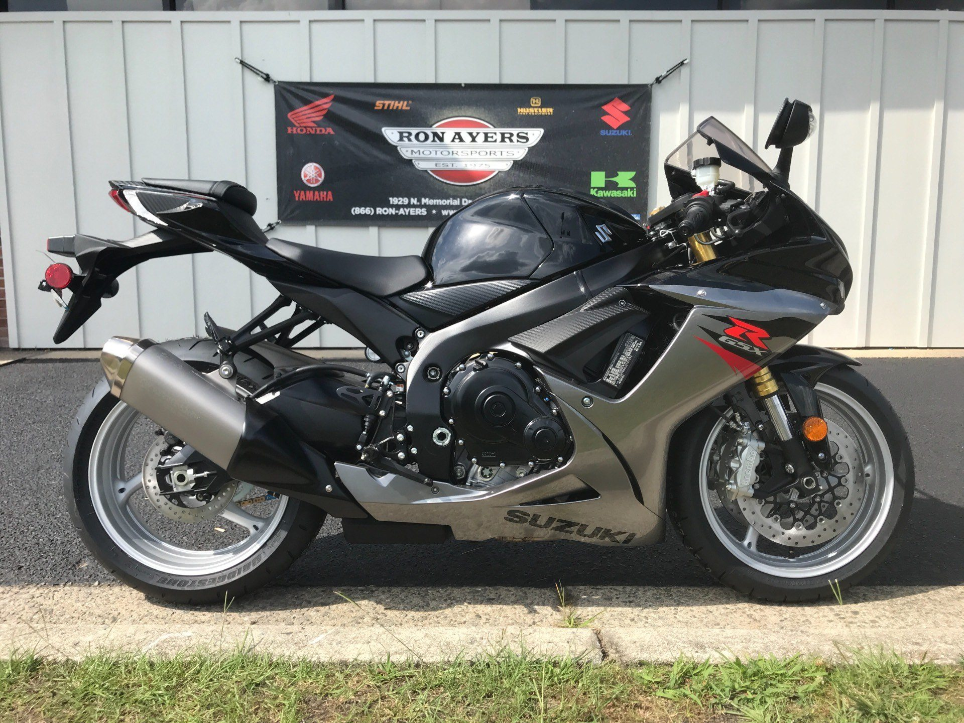 2018 Suzuki GSX-R750 in Greenville, North Carolina - Photo 1