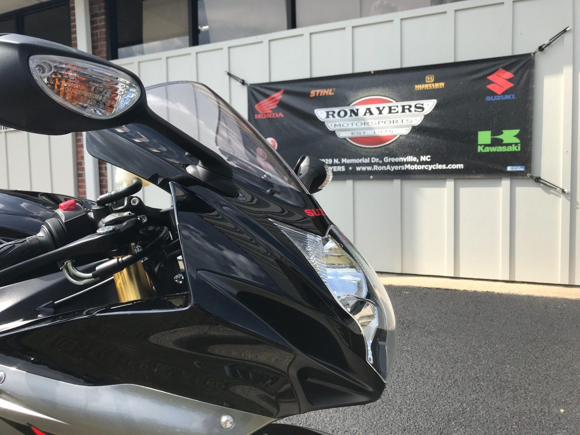 2018 Suzuki GSX-R750 in Greenville, North Carolina - Photo 13