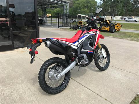 2017 Honda CRF250L Rally in Greenville, North Carolina