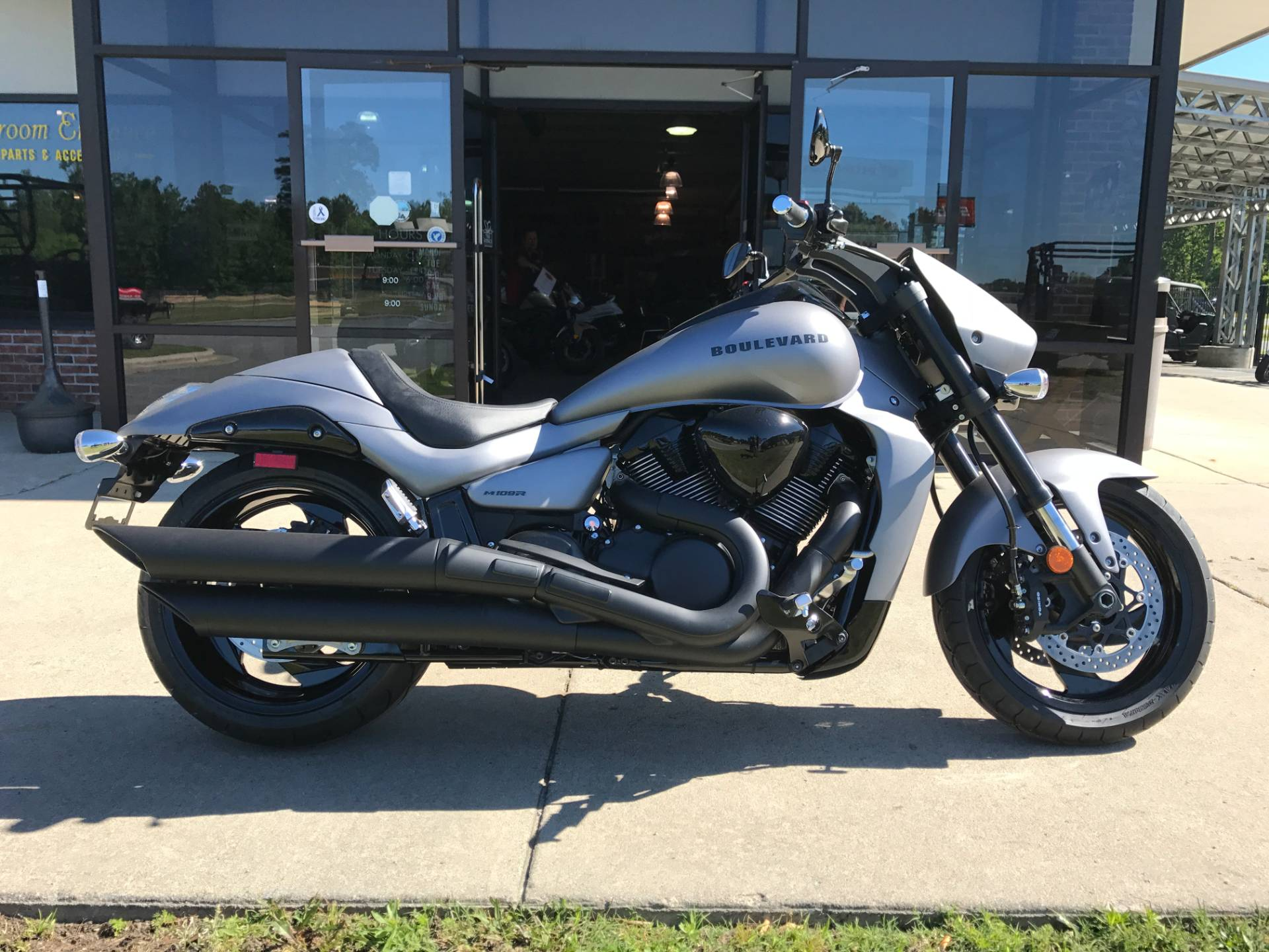 New 2017 Suzuki Boulevard M109R B.O.S.S. Motorcycles in Greenville ...