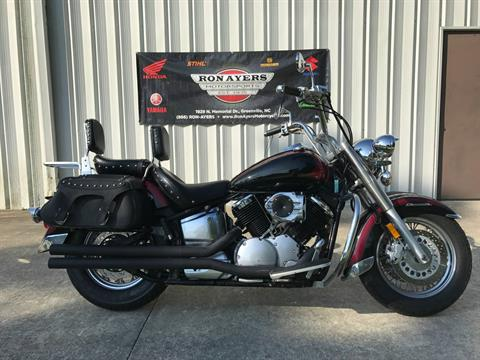 2002 Yamaha V Star 1100 Classic in Greenville, North Carolina