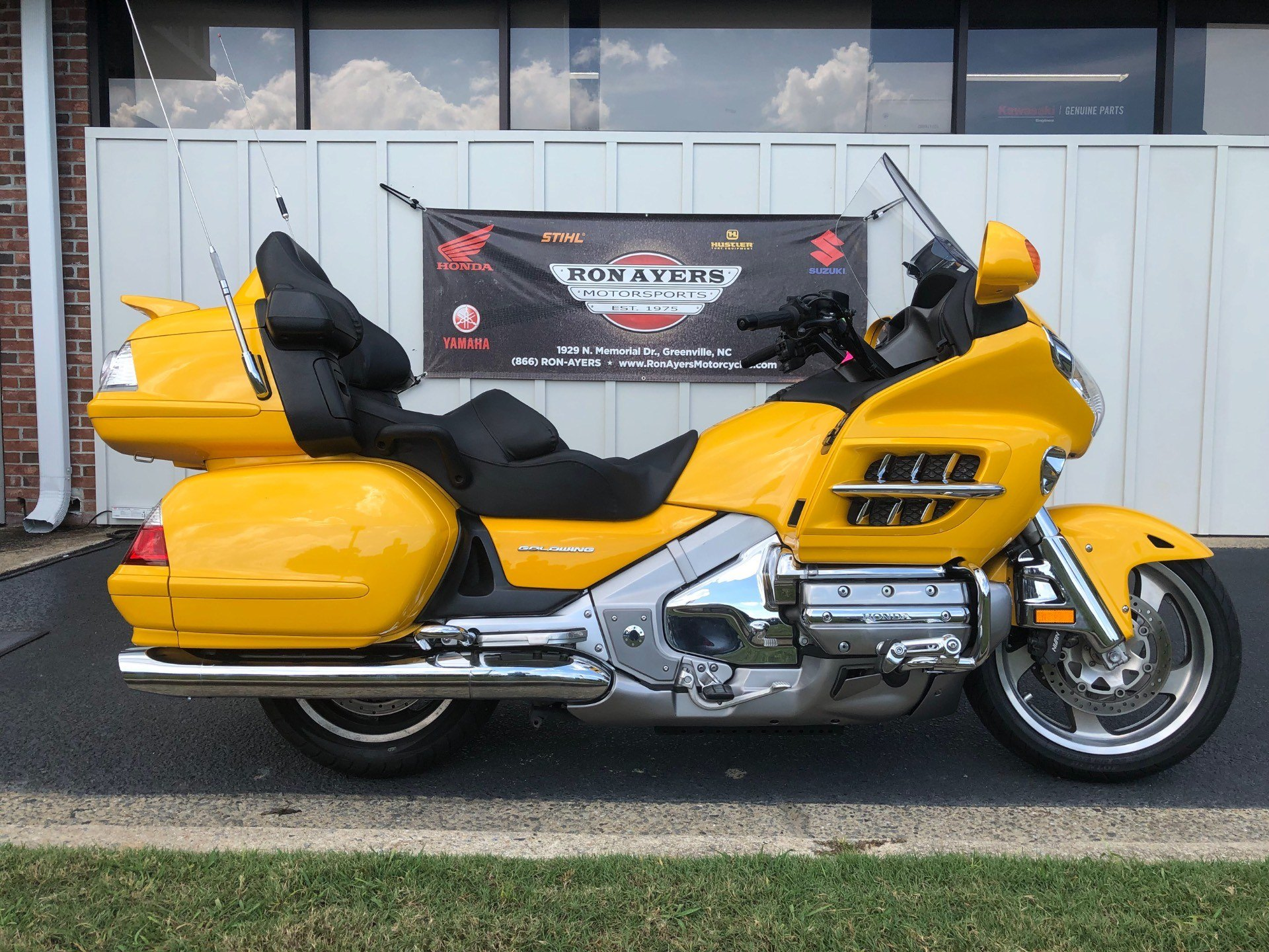2010 Honda Gold Wing® Audio Comfort Navi XM in Greenville, North Carolina - Photo 1
