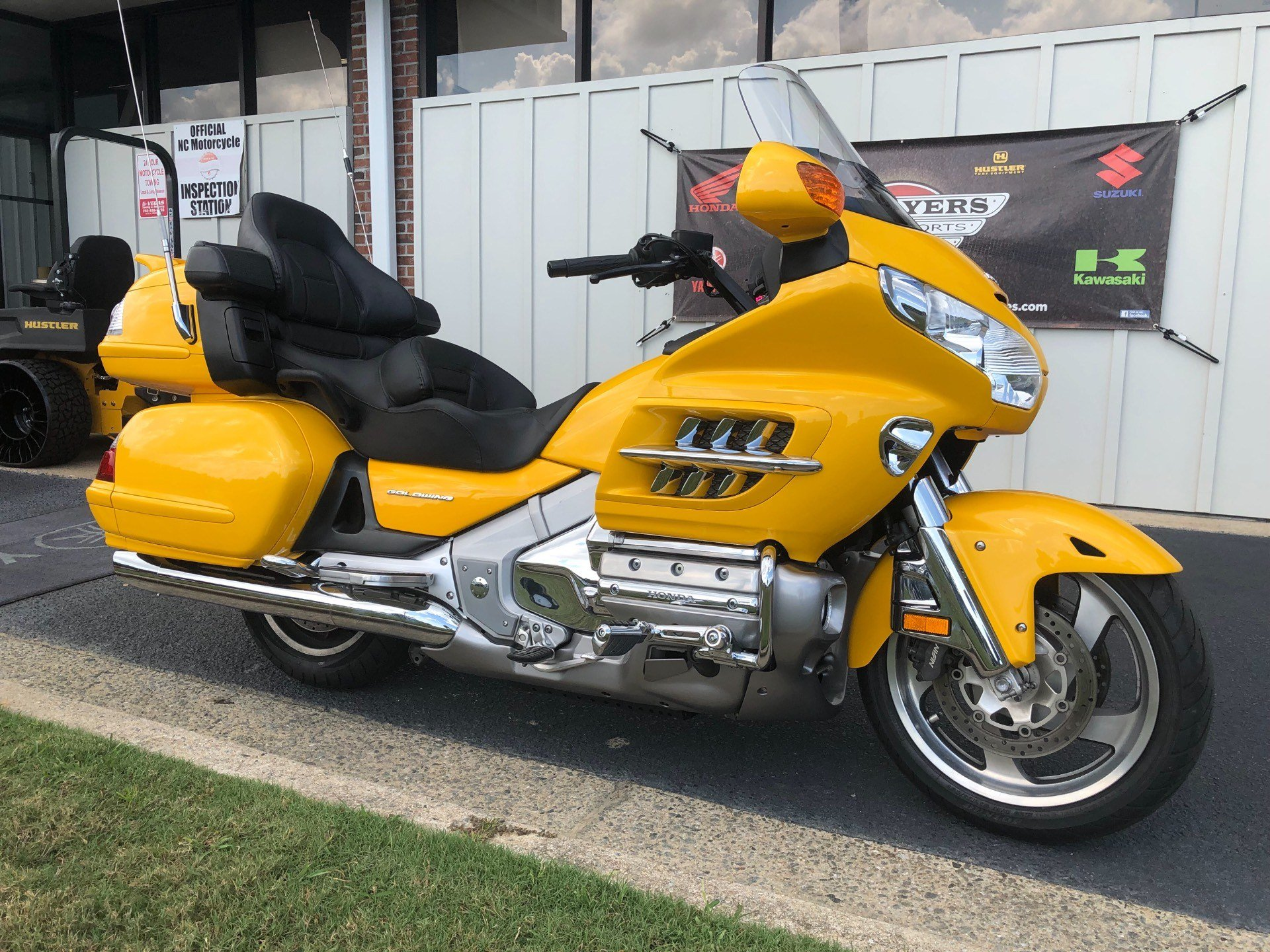 2010 Honda Gold Wing® Audio Comfort Navi XM in Greenville, North Carolina - Photo 2