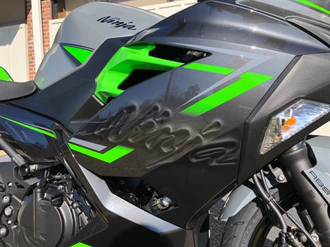 2019 Kawasaki Ninja 400 ABS in Greenville, North Carolina - Photo 14