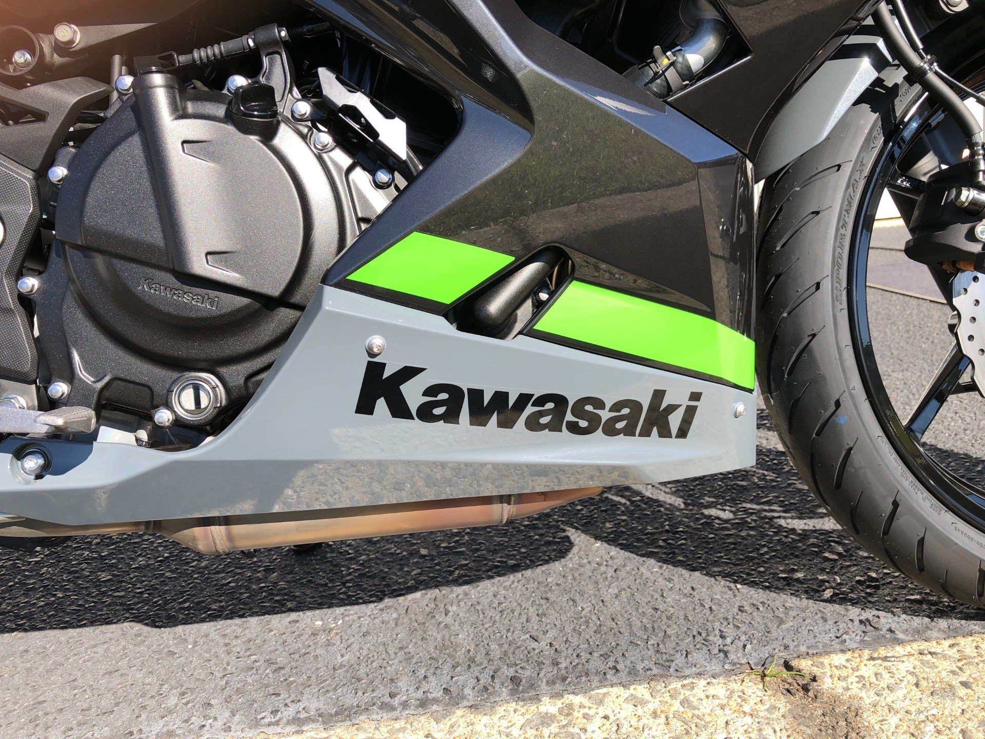 2019 Kawasaki Ninja 400 ABS in Greenville, North Carolina - Photo 15