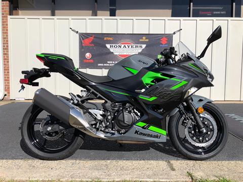 2019 Kawasaki Ninja 400 ABS in Greenville, North Carolina - Photo 21