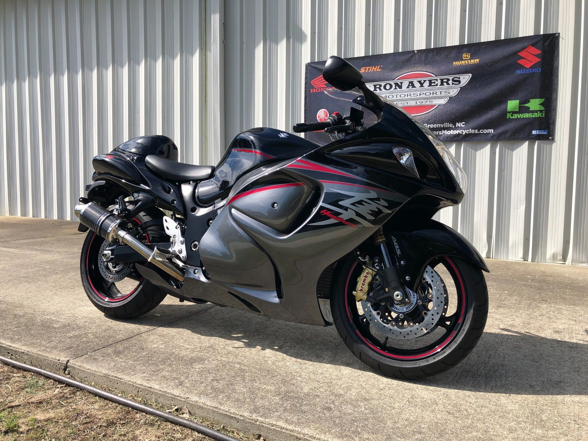 2016 Suzuki Hayabusa in Greenville, North Carolina - Photo 2