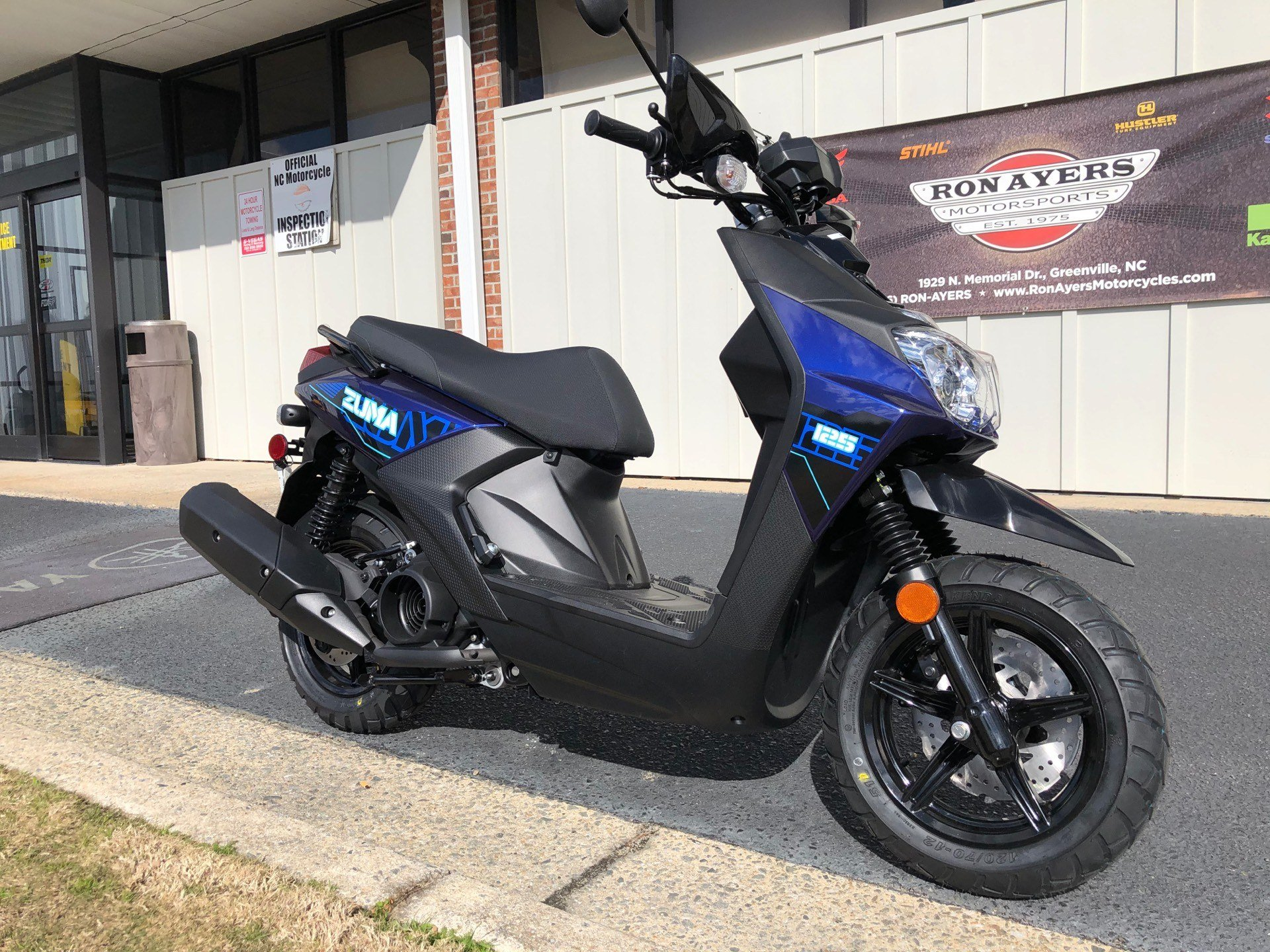 2020 Yamaha Zuma 125 in Greenville, North Carolina - Photo 2
