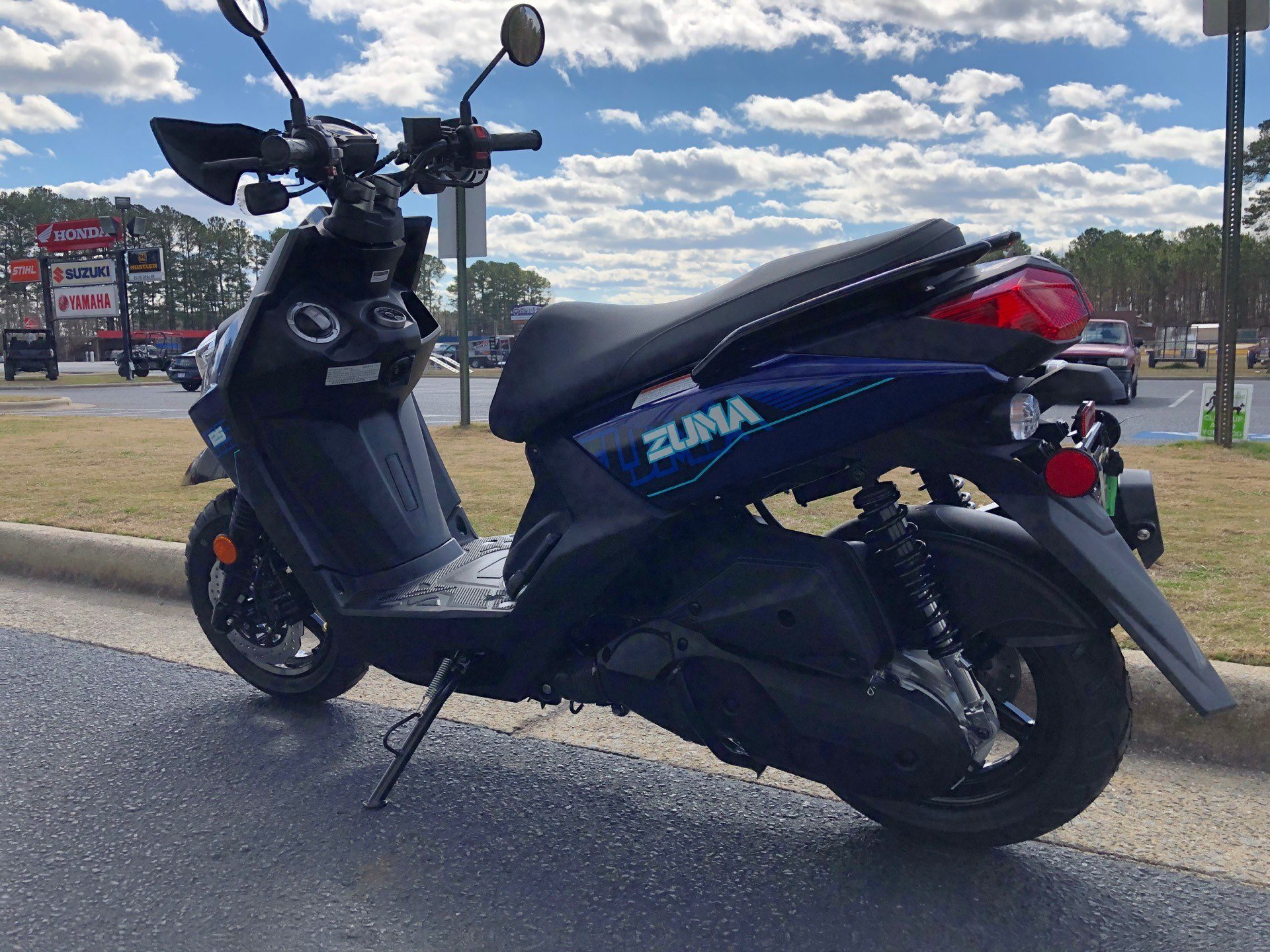 2020 Yamaha Zuma 125 in Greenville, North Carolina - Photo 8