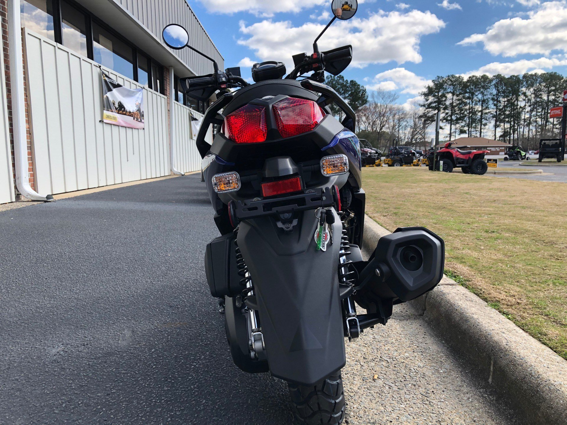 2020 Yamaha Zuma 125 in Greenville, North Carolina - Photo 10